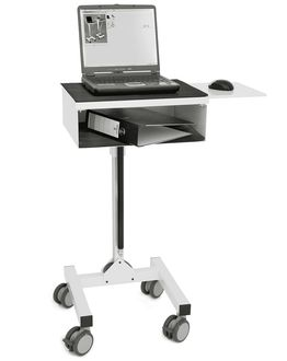 MobiCart Soft -Laptopwagen Patientendatenmanagement - mth medical
