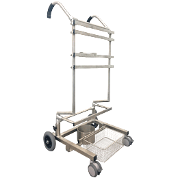 NEW: Mobile Anesthetics Dolly